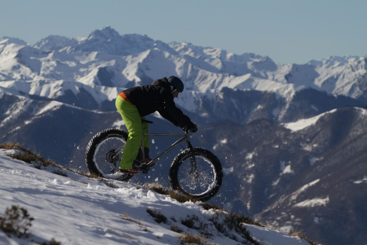FAT BIKE ERIC BARONE