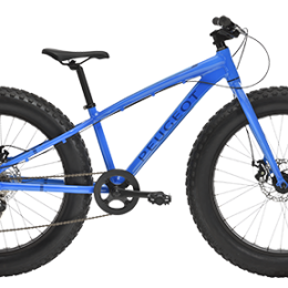 FAT BIKE PEUGEOT 24 POUCES