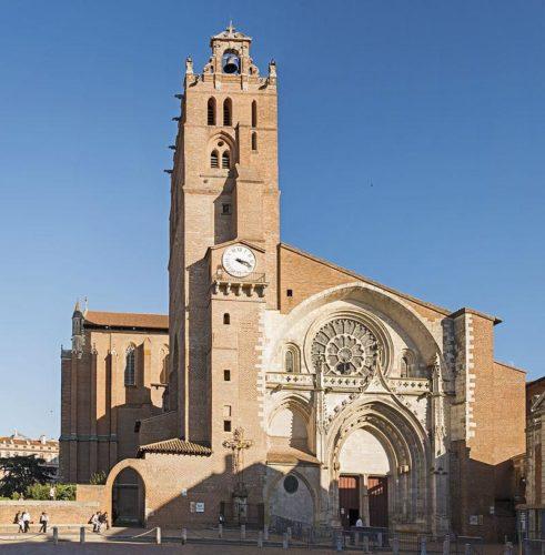Toulouse Tourisme St Etienne