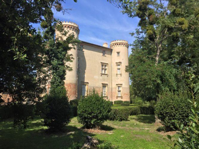 Chateau de Longages