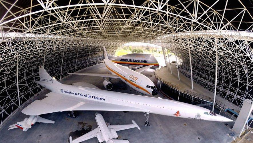 Toulouse Tourisme Aéroscopia