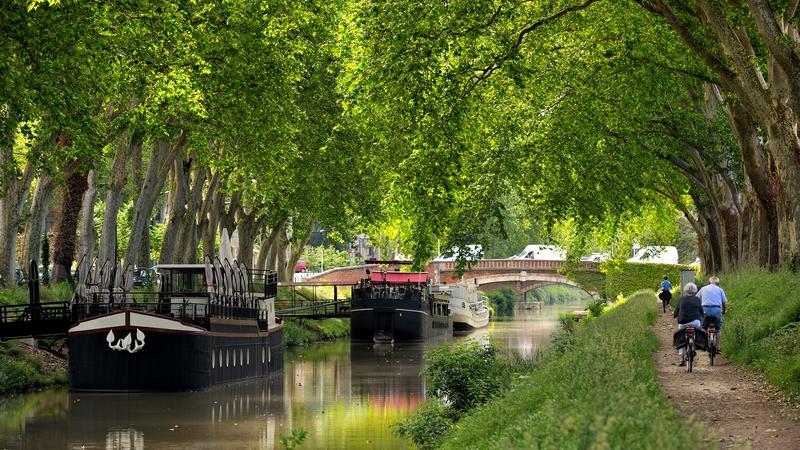 Toulouse Tourisme Canal